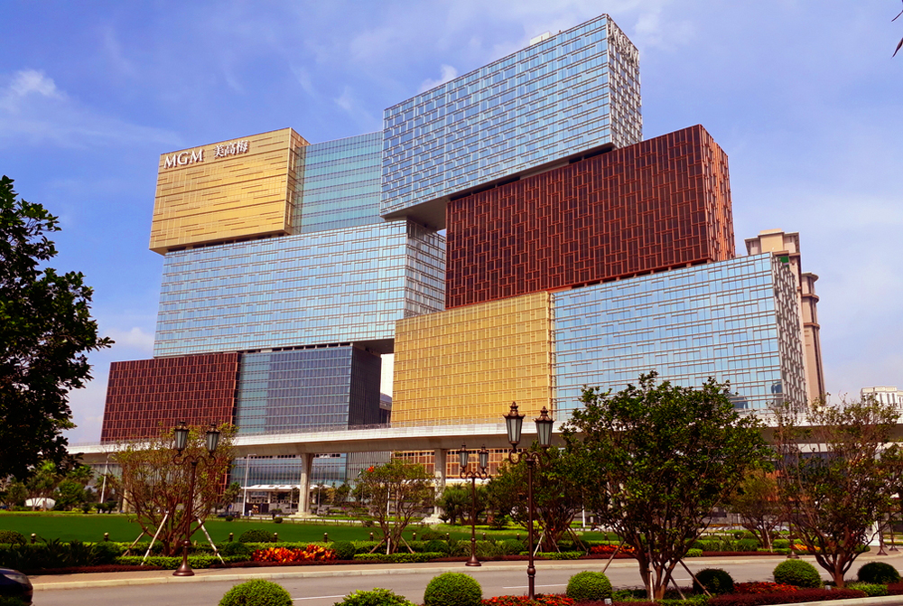 MGM COTAI 5 ดาว TYPE : DELUX KING BED ROOM